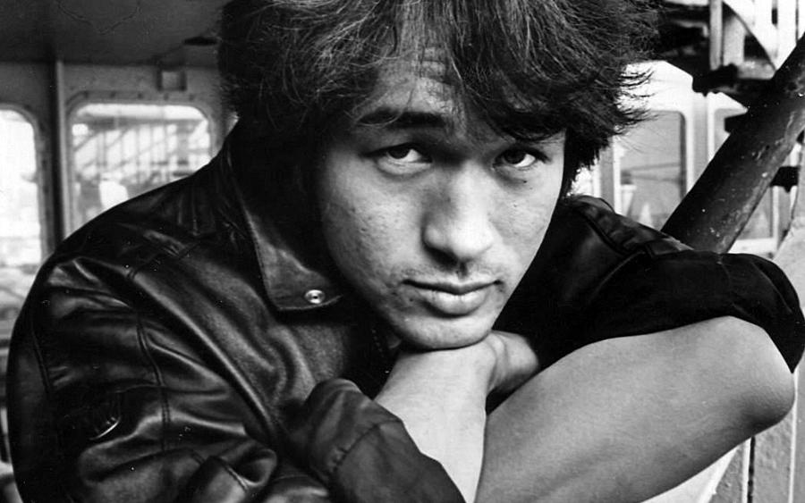 Лидер группы «Кино» Виктор Цой