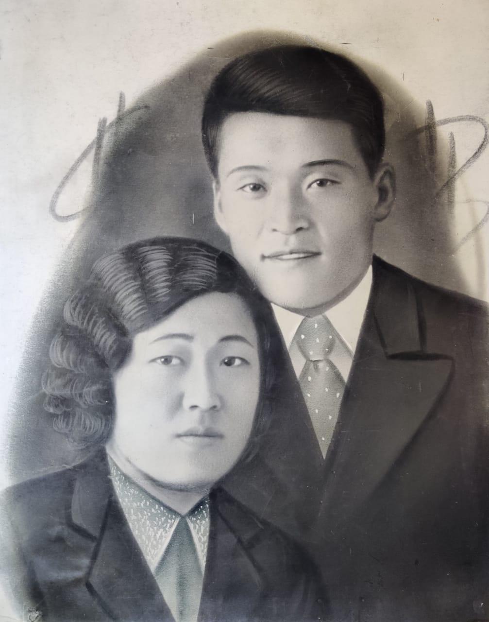 Рабфаковцы Дальневосточного корейского педагогического института